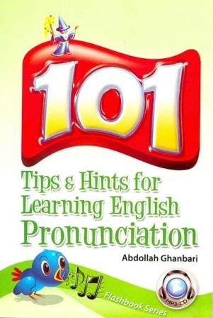 101 نکته برای یادگیری آموزش تلفظ انگلیسی