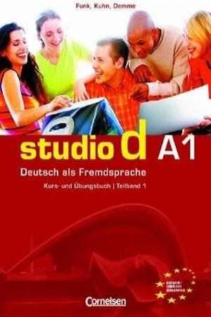 Studio d A1 آموزش زبان آلمانی