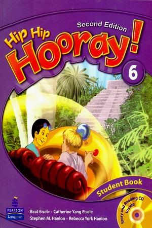 هیپ هیپ هورای 6 (با کتاب داستان)