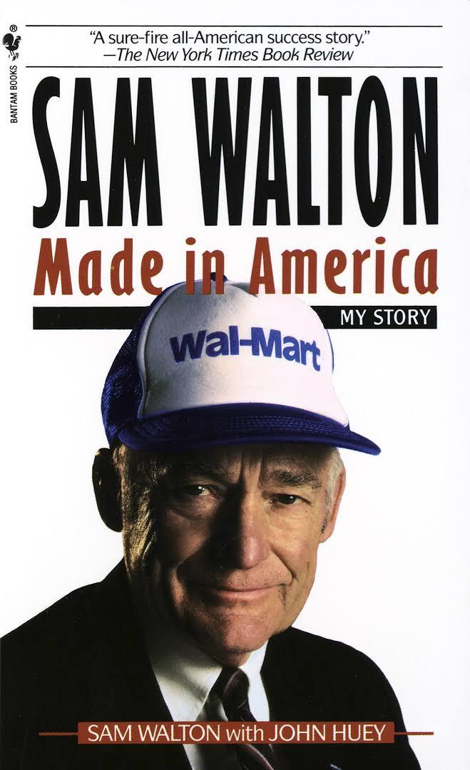 ساخت آمریکا - سام والتون