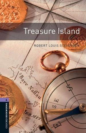 کتاب داستان انگلیسی جزیره گنج