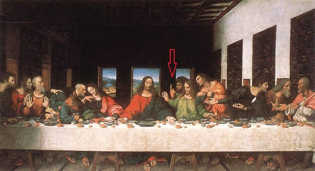 نقاشی لئوناردو داوینچی