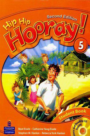 هیپ هیپ هورای 5 (با کتاب داستان)