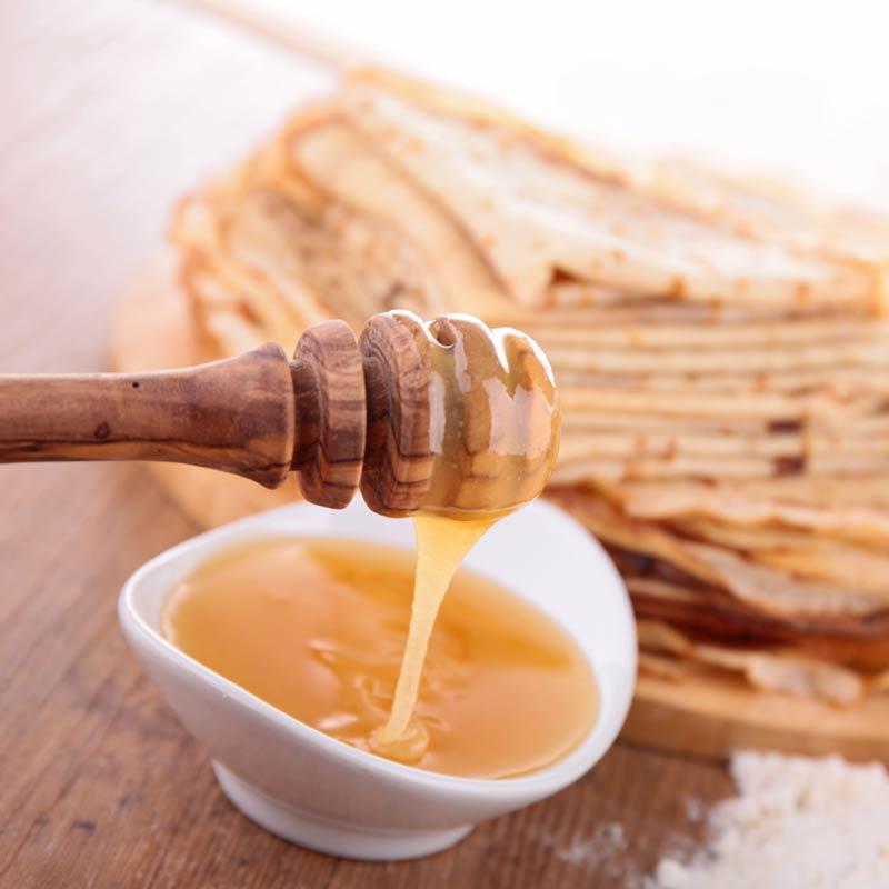 شکرک عسل ذوب علت جلوگیری