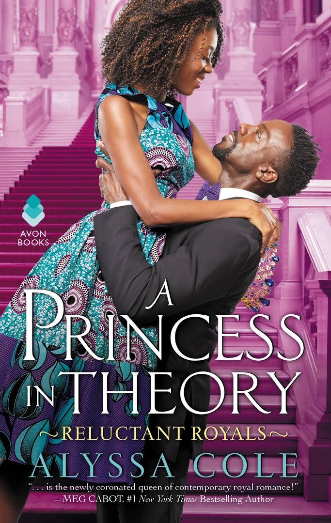یک پرنسس در قالب تئوری: وفاداران بی میل - آلیسا کول