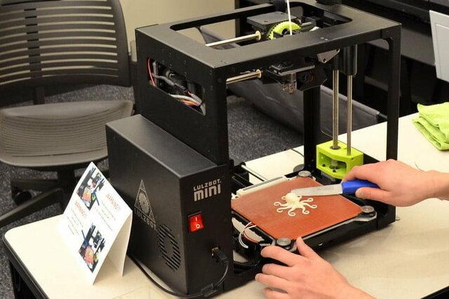 چاپگر 3 بعدی