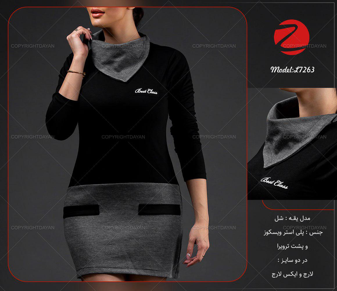 تونیک زنانه Zima مدل L7263