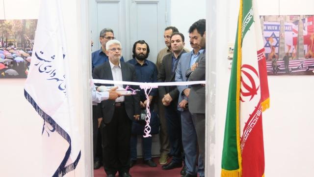 افتتاح نمایشگاه عکس «شور و شعور» در سازمان فرهنگی، اجتماعی ورزشی رشت