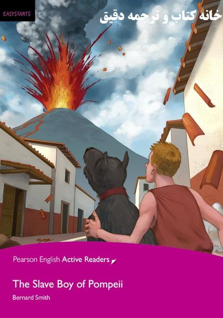 کتاب داستان انگلیسی Slave Boy of Pompeii