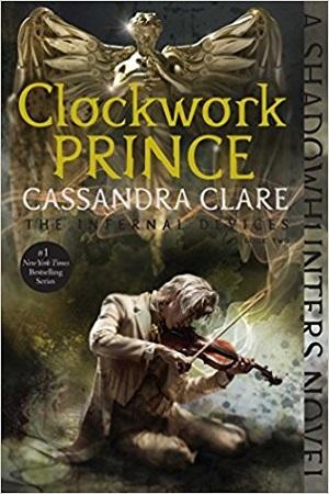 رمان انگلیسی Clockwork Prince