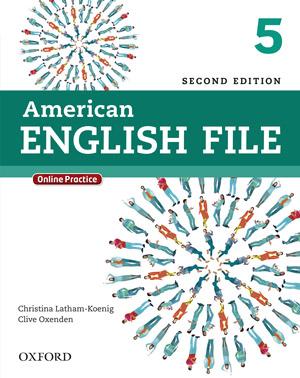 امریکن انگلیش فایل ۵