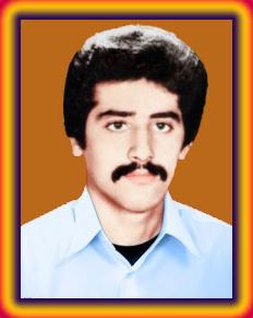 شهید سید امیر مظفر موسوی