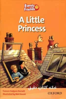 پرنسس کوچک (کتاب داستان فمیلی فرندز 3)