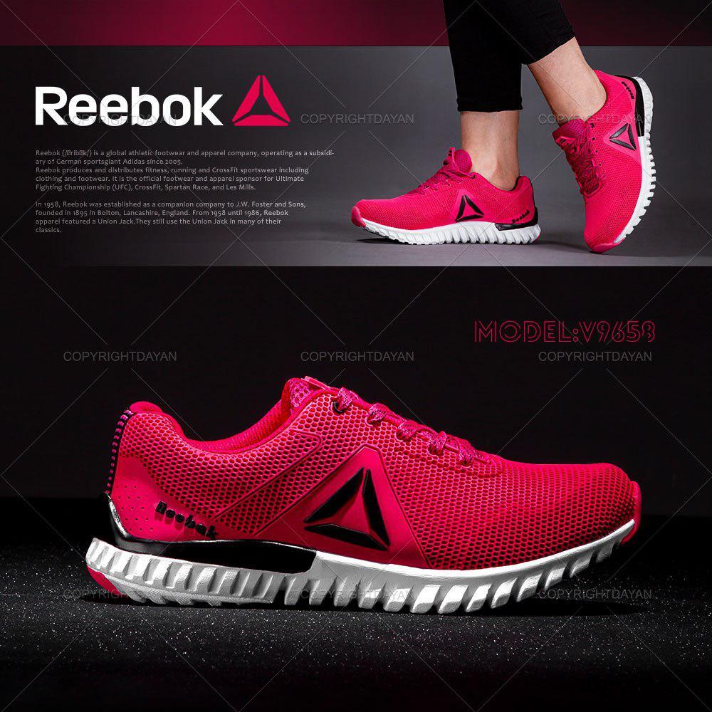 کفش زنانه Reebok مدل V9658 (صورتی)