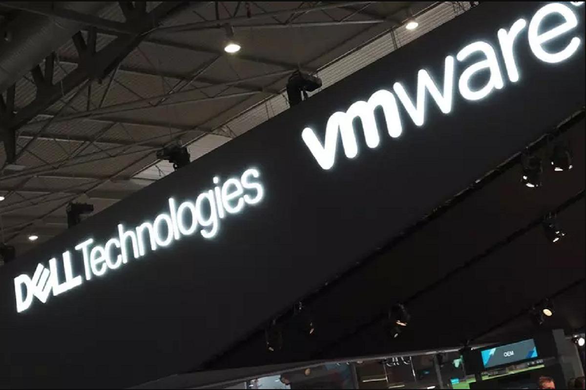 دل VMware را واگذار میکند