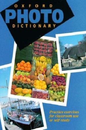 Oxford Photo Dictionary دیکشنری تصویری زبان انگلیسی