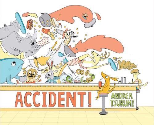 کتاب داستان  حادثه