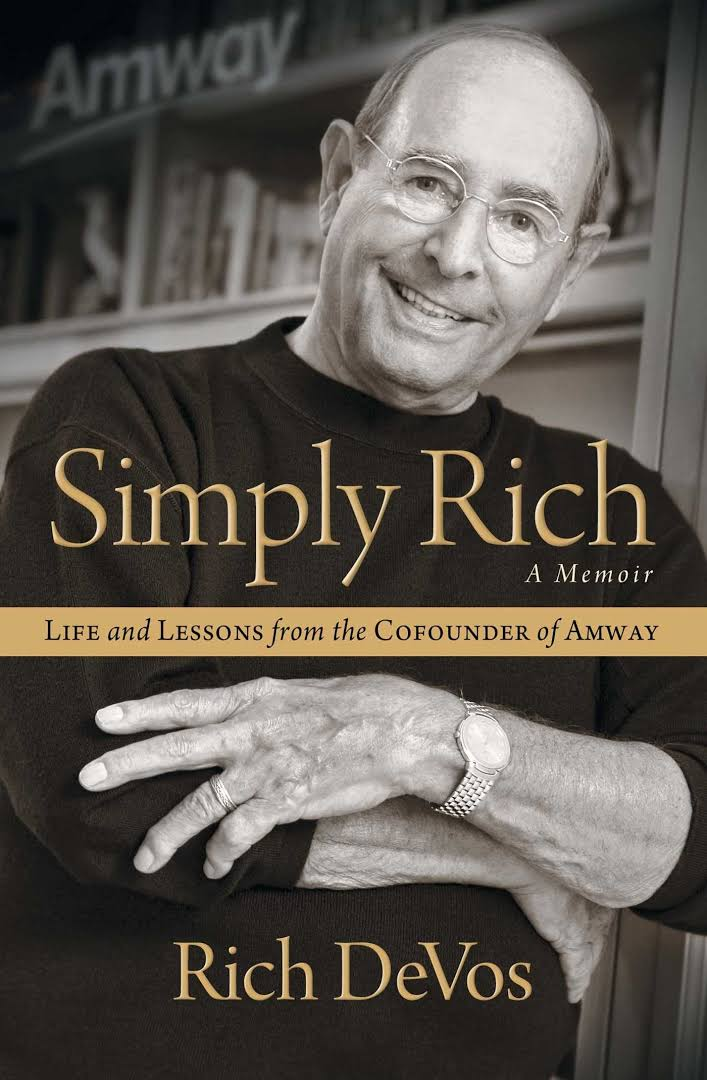 ثروتمند ساده - ریچارد دوس