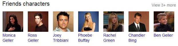 بازیگران سریال فرندز دوستان Friends ایده آل برای آموزش زبان انگلیسی