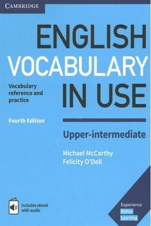 لغت انگلیسی در کاربرد - بالای متوسط