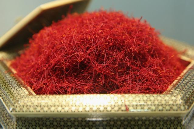 خشک کردن زعفران