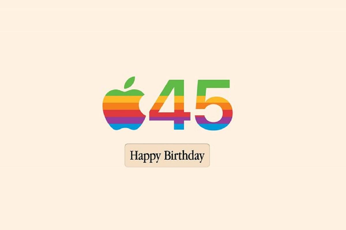 خاطرهانگیزترین اتفاقات تاریخ اپل در تولد ۴۵ سالگی