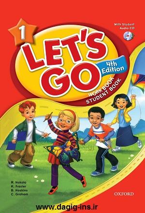 Let's Go یک دوره آموزش زبان انگلیسی کودکان