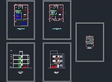 دانلود پلان و محاسبات انتقال حرارتی در ساختمان تنظیم شرایط محیطی