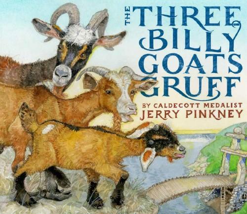 کتاب داستان کودکانه سه بز بداخلاق