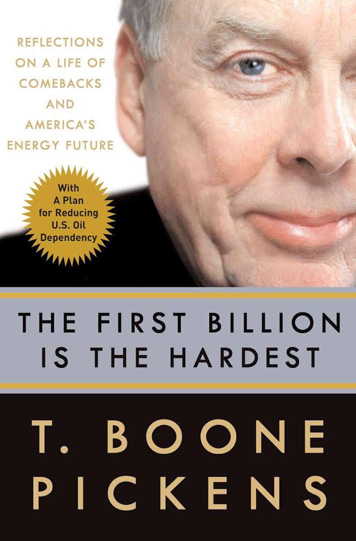 بدست آوردن میلیارد اول سخت ترین کار است - توماس بون پیکنز