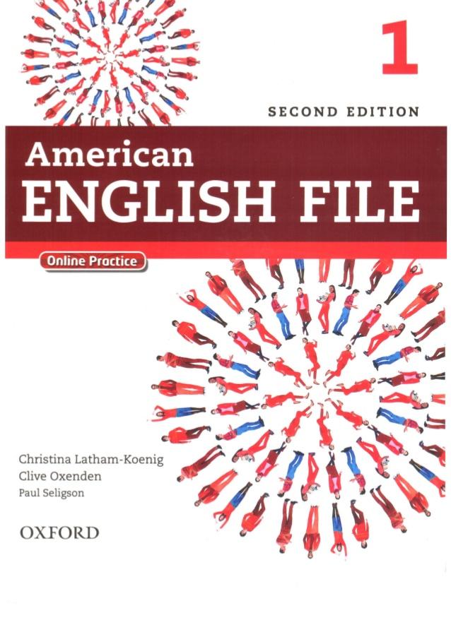 امریکن انگلیش فایل ۱
