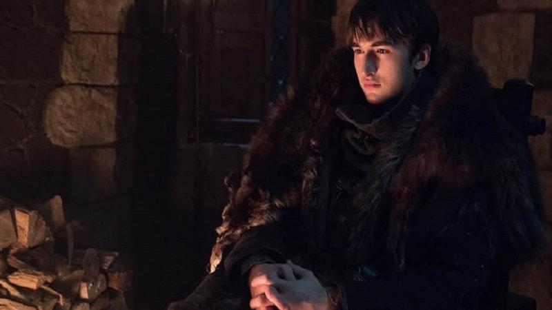 برن استارک / فصل هشتم Game of Thrones