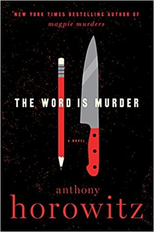 واژه، قتل است - آنتونی هروویتز