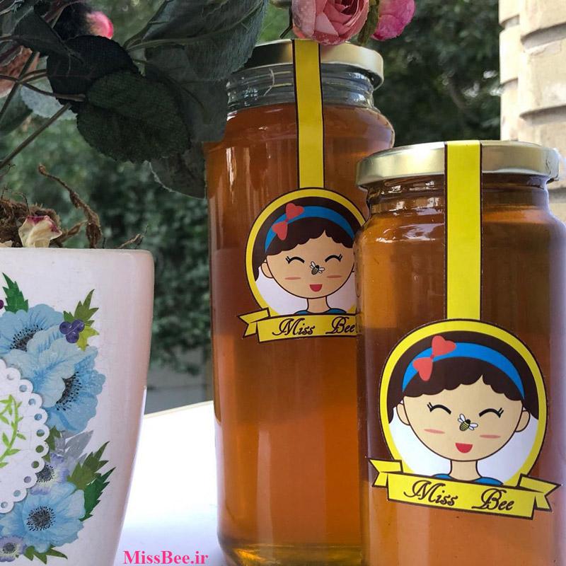 عکس تصویر عسل طبیعی موم
