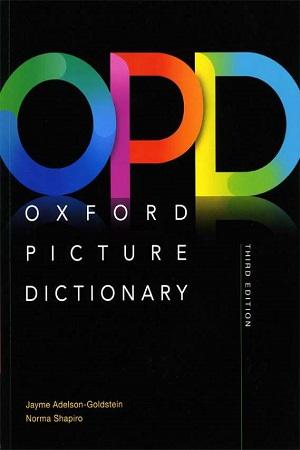 خرید کتاب Oxford Picture Dictionary