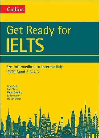 Get Ready for IELTS آزمون آیلتس کتاب