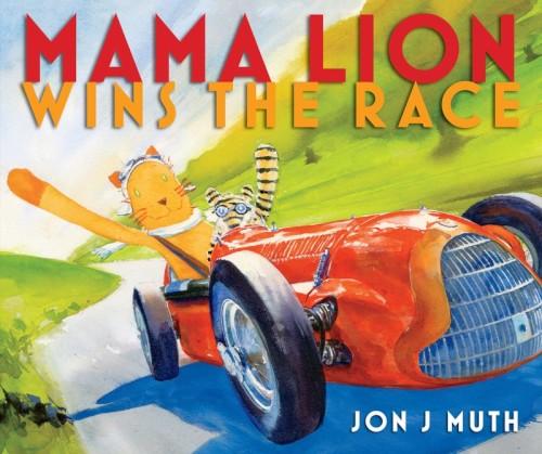 کتاب داستان کودکانه مامان شیر برنده می شود