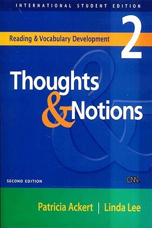 کتاب Thoughts and Notions