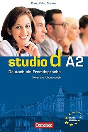 Studio d A2 آموزش زبان آلمانی