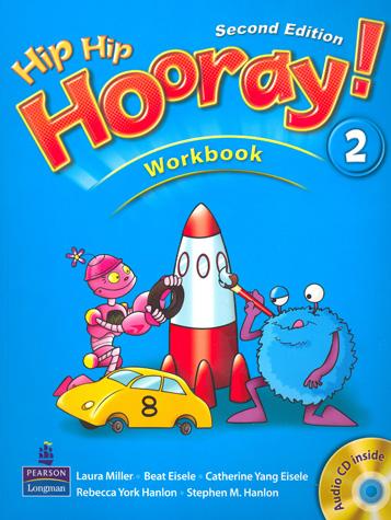 هیپ هیپ هورای 2 (با کتاب داستان)