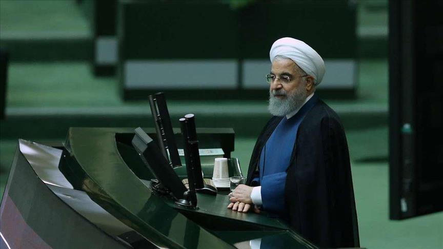 پاسخ های روحانی به سوالات نمایندگان مجلس
