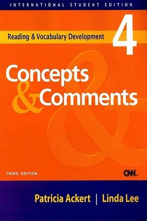 کتاب Concepts and Comments