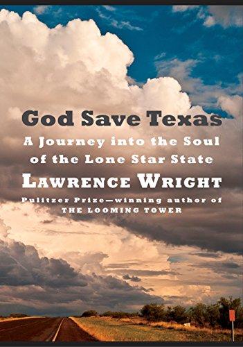 خدایا تگزاس را نجات بده: سفری به درون روح ایالت ستاره ی تنها - لارنس رایت