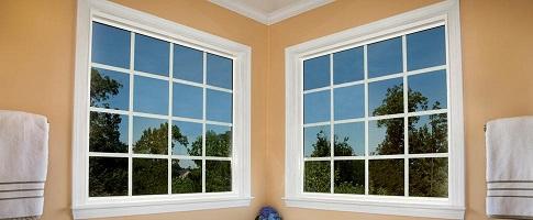 پنجره ثابت دوجداره
