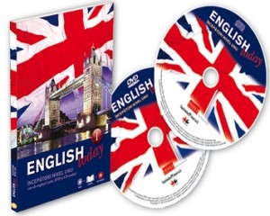 انگلیش تودی بهترین مجموعه آموزشی تصویری صوتی زبان انگلیسی