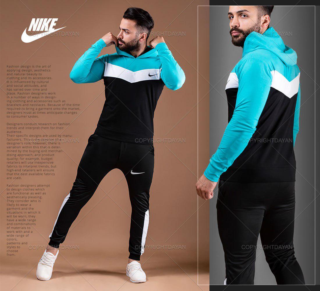 ست سویشرت و شلوار مردانه Nike مدل M2510