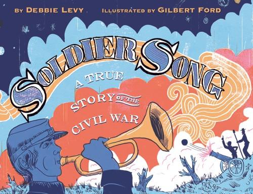 کتاب داستان کودکانه آواز سرباز : داستان واقعی از جنگ داخلی