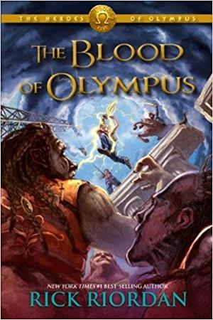 رمان انگلیسی The Blood of Olympus