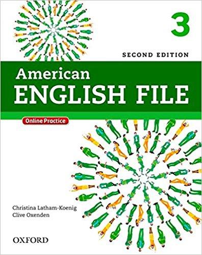 امریکن انگلیش فایل ۳