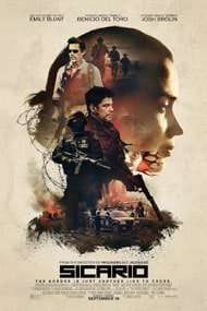 دانلود زیرنویس فارسی فیلم Sicario 2015